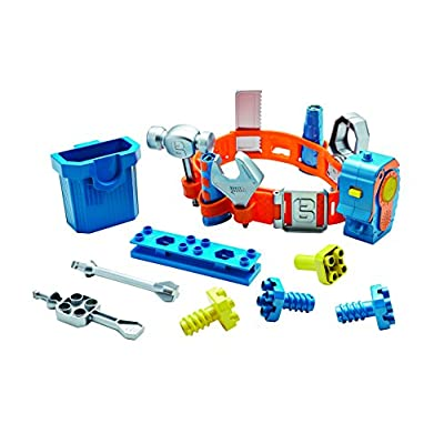 Fisher-Price Bob The Builder, Talking Tool Belt: Toys & Games