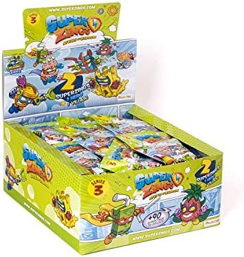 Magic Box SuperZings 3 saszetka z dwiema figurkami (Duo Pack ...