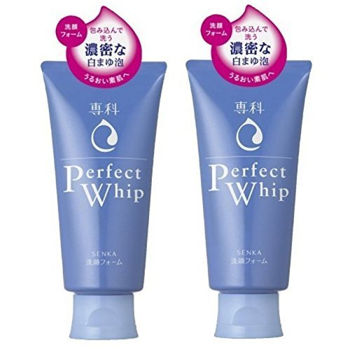 NEW! Twin Pack Senka Perfect Whip 120g x 2