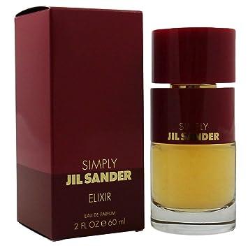 Jil Sander Simply Elixier Eau de Parfum, 60 ml
