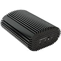 Sonnet Technologies TWIN10G-TB2 Dual Port 10 Gigabit Ethernet Thunderbolt 2 Adapter, Twin, 10 gram