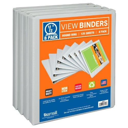 Samsill S88417 Presentation Binder units
