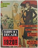 img - for 1920's (Fashions of a Decade) by Jacqueline Herald (1991-08-05) book / textbook / text book