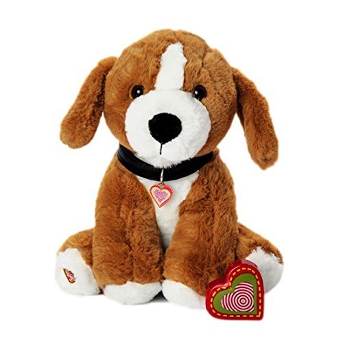 My Baby's Heartbeat Bear Furbaby's: Basset Hound Stuffed for sale  Delivered anywhere in USA