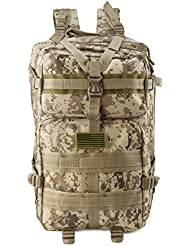 IMPACK RT1502L Sport Outdoor 20 Military Tactical Molle Backpack Camping Hiking Trekking Big Backpack