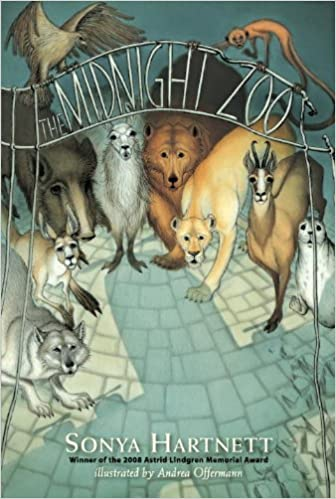 Image result for The Midnight Zoo by Sonya Hartnett