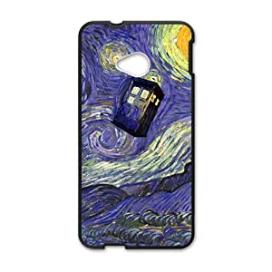 VOV Doctor Who unique pattern Cell Phone Case for HTC One M7