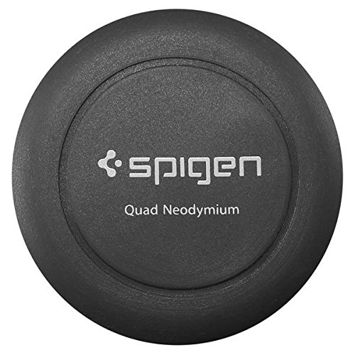 auto handyhalterung spigen kfz quad neodymium core 360. Black Bedroom Furniture Sets. Home Design Ideas