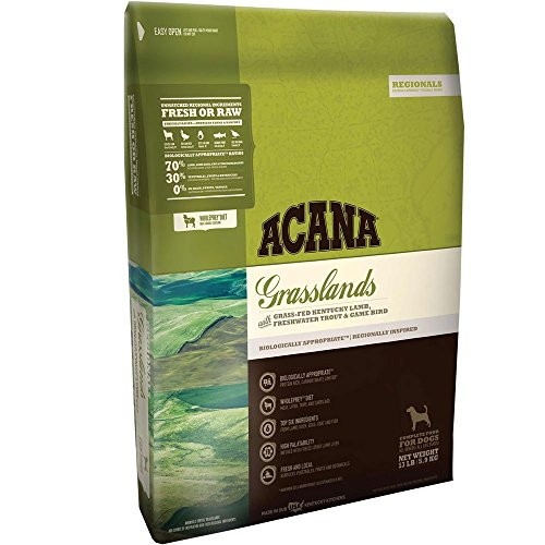 MFR BACKORDER 111616 Acana Regionals Grasslands for Dogs (12 oz)