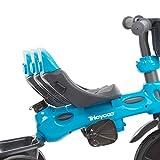Joovy Tricycoo 4.1 Kid's Tricycle, Push