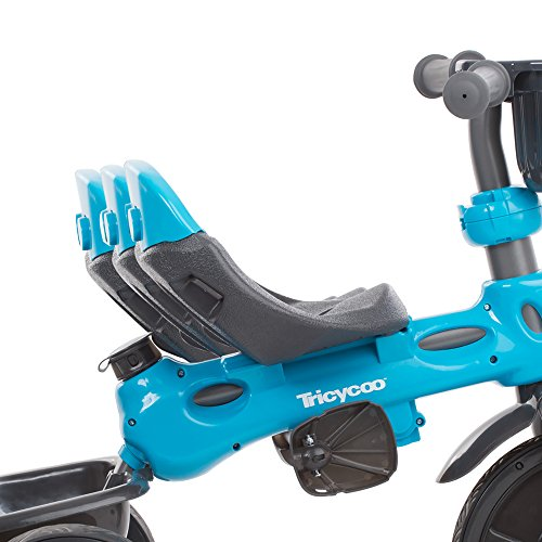 JOOVY Tricycoo 4.1 Tricycle, Blue by Joovy (Image #3)