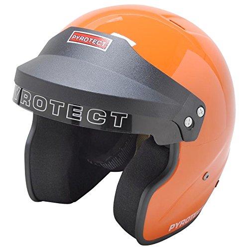 Pyrotect 9130995 XS Orange Pro Airflow Open Face - SA2010