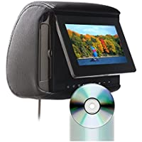Concept BSD-705 7 DVD Headrest with 3 Color Covers (Certified Refurbished)