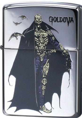 Amazon.com: Zippo Yasushi Nirasawa GOLDOVA Platinum Mirror ...