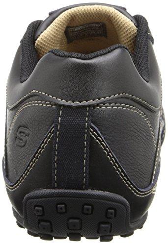 Skechers Usa Citywalk Oxford Sneaker Malton Negro