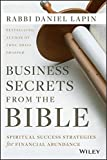 img - for Business Secrets from the Bible: Spiritual Success Strategies for Financial Abundance book / textbook / text book