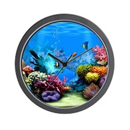 CafePress - Tropical Fish Aquarium With Bright Colo - Unique Decorative 10