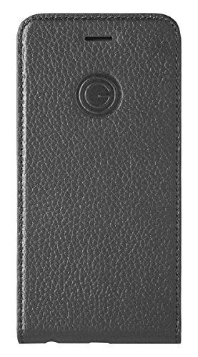 """Galeli Flip Case CARL für """"The New iPhone+"""", Schwarz"""