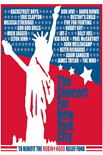 Various: The Concert for New York -