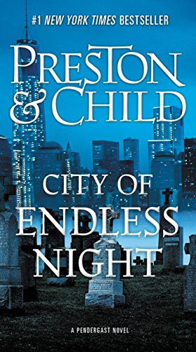 (City of Endless Night (Agent Pendergast series))