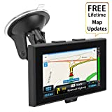 Best Navigations - GPS Navigation for Car, ADiPROD 5 inches 8GB Review