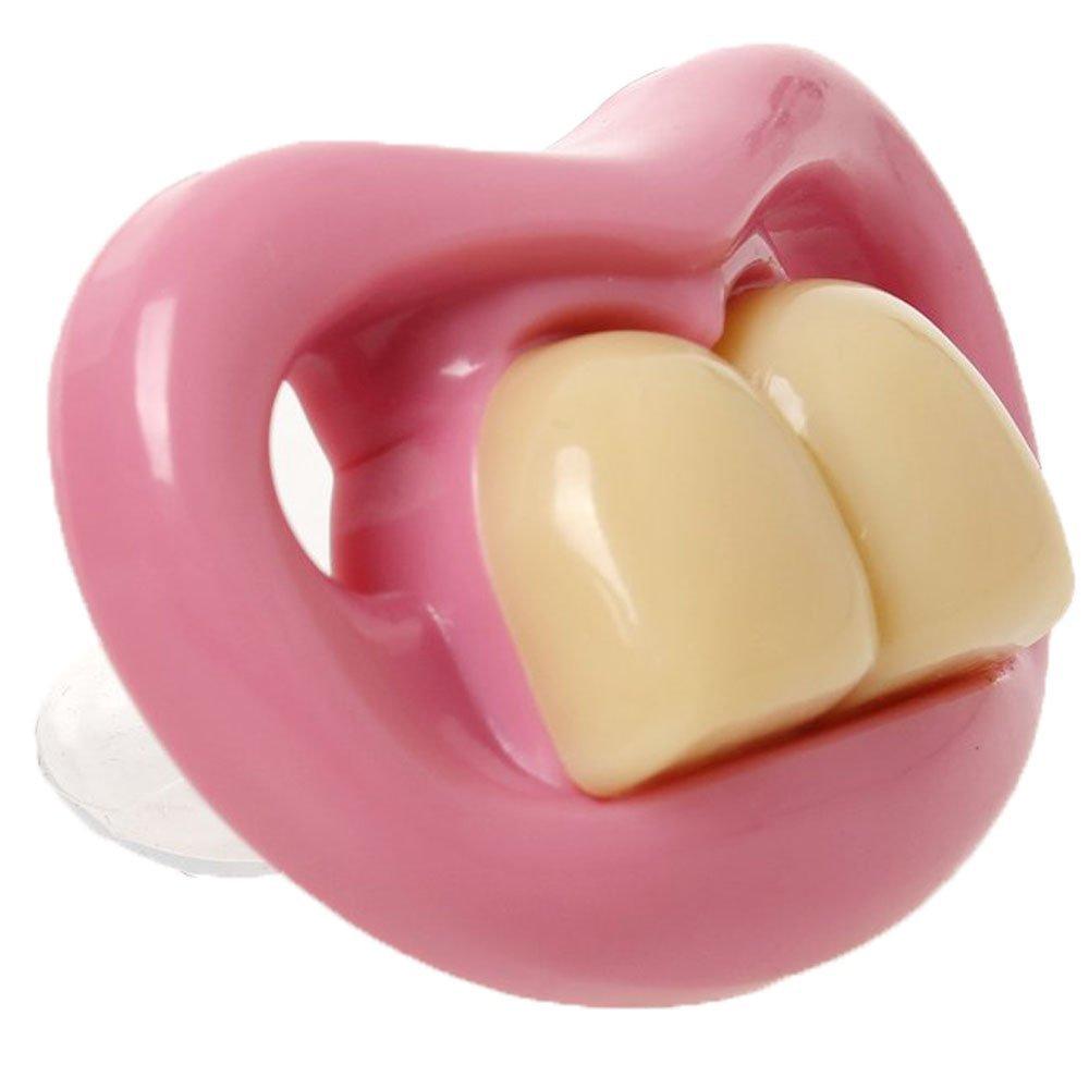 Ndier Sucette drôle de dents de bébé Produits Bébé