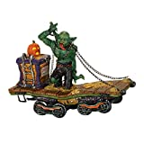 Department 56 Snow Village Halloween Beast Lit House, 8.27 inch