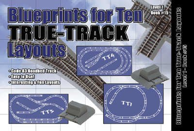 HO Blueprints 10 True Layouts Atlas Track Layout