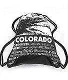 Americaware GSCOL01 Colorado Gym Sack