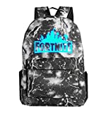MaeFte Fortnite Luminous Backpack School Bags (One_Size, Lightning)