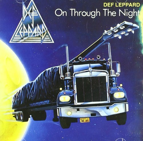 On Through the Night by Def Leppard [1990] Audio CD