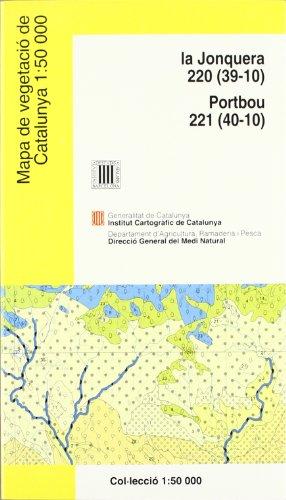Descargar Libro Mapa De Vegetació De Catalunya 1:50 000. La Jonquera 200 Desconocido