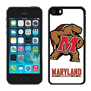 Iphone 5c Case Ncaa ACC Atlantic Coast Conference Maryland Terrapins 2 Apple Iphone Case