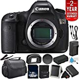 Canon EOS 5DS Digital SLR Camera 0581C002 (Body Only)- Bundle...