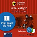 Una valigia misteriosa (Compact Lernkrimi Hörbuch): Italienisch - Niveau A2 Audiobook by Allessandra Felici Puccetti Narrated by Elisa Lorenzetti