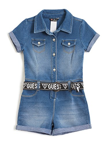 GUESS Factory Luci Active Romper (2-7) -