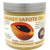 Mamey Sapote Oil Pure Organic Cold Pressed Unrefined 4 fl oz / 118 ml