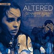 Altered: The Crewel World Trilogy, 2 | Gennifer Albin