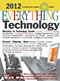img - for Technology Grant News: Everything Technology - Awards, Contests, Grants, Scholarships book / textbook / text book