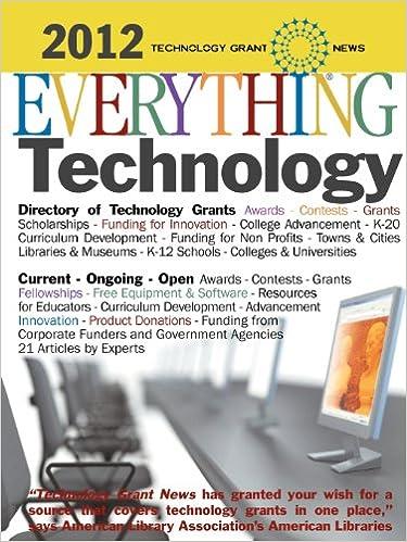 Technology Grant News: Everything Technology - Awards