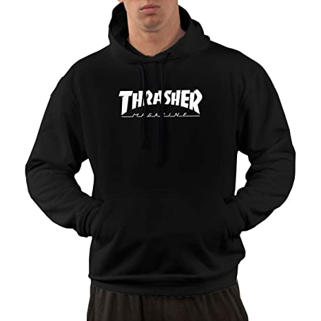 0c09705bde19 Dolores Marguerite Thrasher Magazine Hooded Sweatshirt Men s Pullover Hoodie  Casual and Fashionable with Pockets