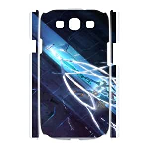 Cartoon Guilty Crown for Samsung Galaxy S3 I9300 Phone Case 8SS458235