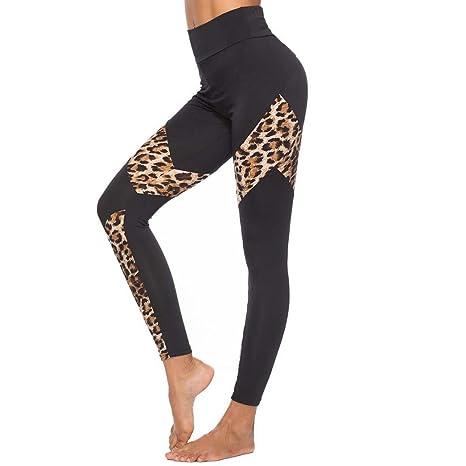 Damark Pantalones deportivas Mujer Pantalones Yoga Leggins ...