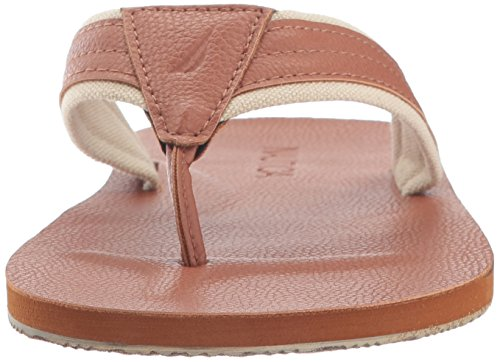 Medium Nautica Flip Men Flop Tan Bowen qOrffwYIg