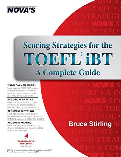 Scoring Strategies for the TOEFL iBT A Complete Guide (Scoring Strategies for the TOEFL Ibt (W/CD))