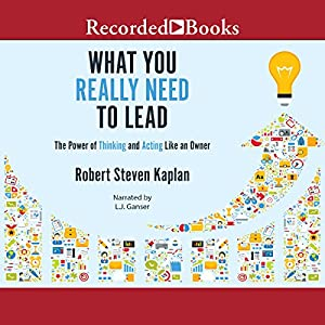 What You Really Need to Lead Hörbuch