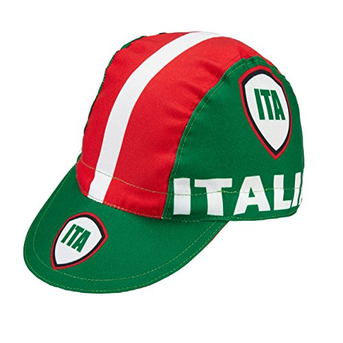 World Jerseys Men's Cycling Cap Italia - Jersey Italia Cycling