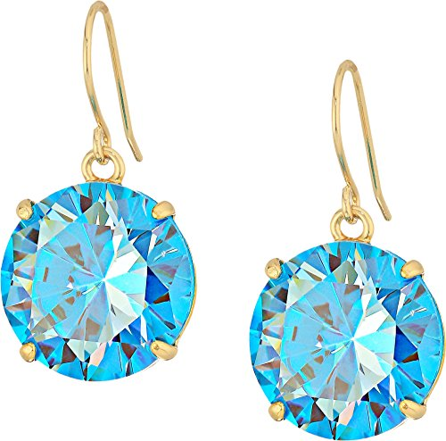 kate spade new york French Wire Turquoise Drop Earrings by Kate Spade New York (Image #1)