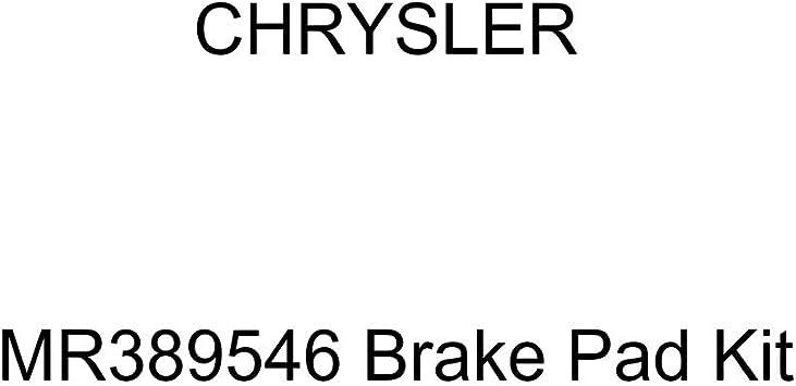 Genuine Chrysler MR389546 Brake Pad Kit