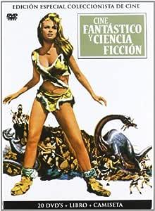Pack: Clásicos Cine Fantástico Incluye 20 Películas DVD: Amazon.es ...